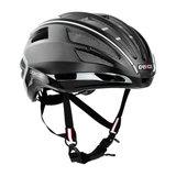 casco speedairo 2 zwart race fiets helm - beste racefietshelm schaatshelm - voor