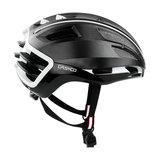 casco speedairo 2 zwart race fiets helm - beste racefietshelm schaatshelm - zij2