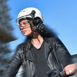 CP Chimayo+ wit e-bike pedelec helm in actie