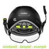 CP Chimayo+ speed pedelec helm - e bike helm - achter