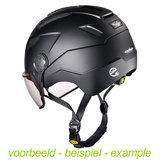 CP Chimayo+ speed pedelec helm - e bike helm - achter2