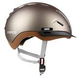Casco helm Roadster olijf bruin kopen - beste fietshelm - kan met casco speedmask fietshelm vizier als optie