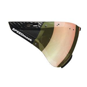 5027 Casco speedmask sunset - casco helm vizier sunset - voor casco roadster - casco speedairo - casco speedster tc plus