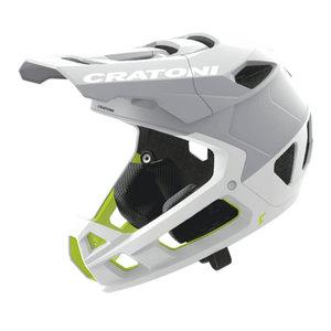 cratoni Interceptor 2.0 mtb helm full face wit